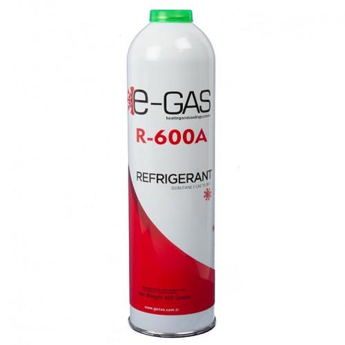 E-Gas Buzdolabı Soğutucu Gaz R600a